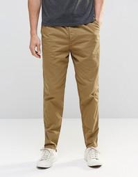 Свободные брюки YMC - Зеленый