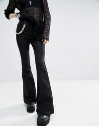 Расклешенные джинсы Tripp NYC - Черный