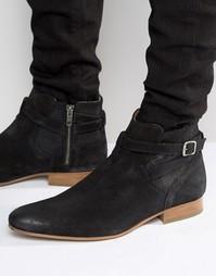 Замшевые ботинки House Of Hounds Albion Jodphur - Черный