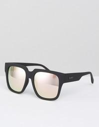 Солнцезащитные очки с зеркальными линзами Quay Australia On The Prowl
