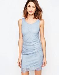 Облегающее кружевное платье Vila Lasso - Vila lasso lace body