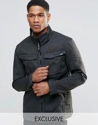 Куртка из эластичной саржи G-Star Rovic-A - Raven