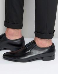 Черные оксфордские туфли Aldo Glarelle - Черный