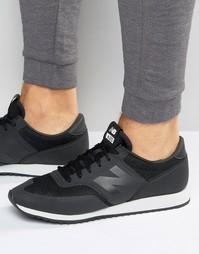 Кроссовки New Balance 620 CM620WK - Черный