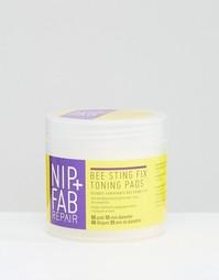 Очищающие подушечки с пчелиным ядом Nip & Fab x 60 - Dbee sting Nip+Fab