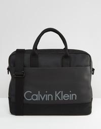Сумка для ноутбука Calvin Klein Play - Черный