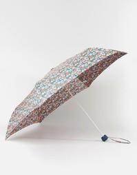 Зонт с цветочным принтом Cath Kidston - Синий