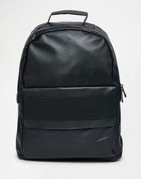 Рюкзак с эластичным ремешком ASOS - Черный