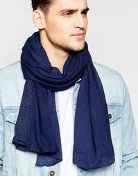 Легкий шарф Esprit - Синий