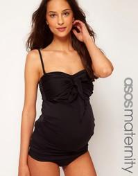 Плавки для беременных ASOS Maternity Exclusive - Черный