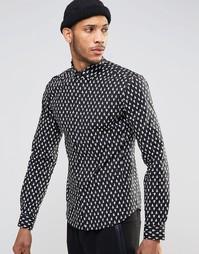 Рубашка с длинными рукавами Religion Leo - Черный
