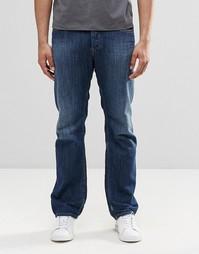 Выбеленные прямые джинсы Diesel Waykee 855L - Умеренный выбеленный