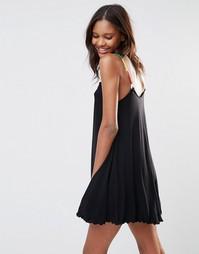Пляжное платье Raisins - Черный
