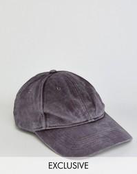 Бейсболка Reclaimed Vintage - Фиолетовый
