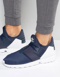 Кроссовки Adidas Originals ZX Flux Plus - Синий