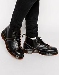 Ботинки Dr Martens Monkey - Черный