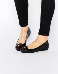 Туфли на плоской подошве Vivienne Westwood for Melissa Ultragirl