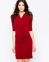 Платье с запахом Wal G - Wine