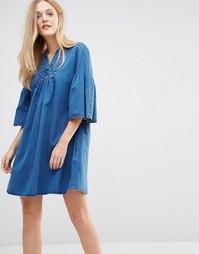 Платье M.i.h Jeans George - Indigo - индиго