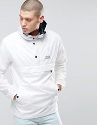 Куртка через голову с карманом спереди HUF - Белый