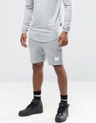 Трикотажные шорты Good For Nothing - Серый