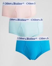 3 трусов Oiler & Boiler - Мульти