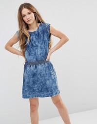 Джинсовое платье Noisy May We - Синий