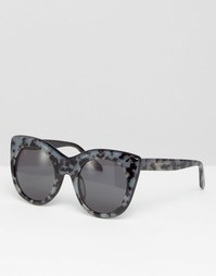 Солнцезащитные очки кошачий глаз ручной работы Vow London