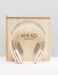 Наушники Kreafunk aHead - Розовый
