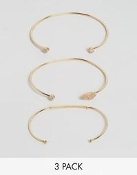 Набор браслетов ALDO Thyssa - Золотой