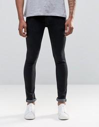 Выбеленные зауженные джинсы Religion Hero - Dot wash