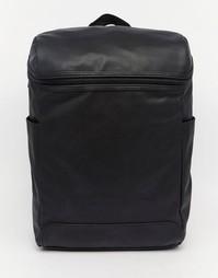 Рюкзак на молнии ASOS - Черный