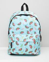 Рюкзак с принтом фруктов Boardies - Синий