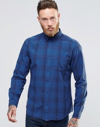 Клетчатая рубашка на пуговицах Wrangler - Limoges