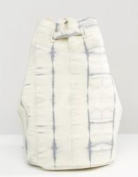 Рюкзак с принтом тай-дай Gracie Roberts - Slate