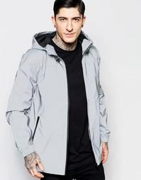 Светоотражающая куртка Minimum - Серебряный