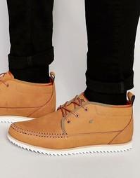 Ботинки чукка Boxfresh Clyston - Рыжий