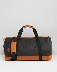 Черная классическая дорожная сумка Mi-Pac - Черный