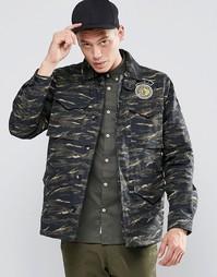 Куртка на стеганой подкладке Element Kruger - Зеленый