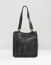 Маленькая сумка на плечо Gracie Roberts - Черный