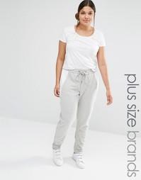 Свободные штаны для дома Carmakoma - Серый