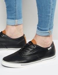 Черные кроссовки Ben Sherman Teni - Черный