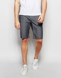Клетчатые шорты чиносы Selected Homme - Полное затмение