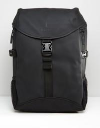 Черный рюкзак Rains Runner - Черный