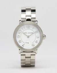 Часы Marc Jacobs Riley MJ3469 - Серебряный