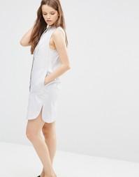 Платье-рубашка Selected Ofelia - Полосы