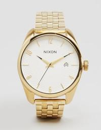 Часы Nixon Gold Bullet A418-508 - Золотой