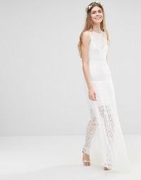Платье Body Frock Brides Star Gazer - Слоновая кость