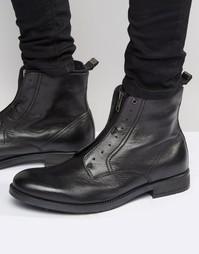 Ботинки на молнии Diesel Dokey - Черный