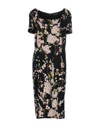 Платье длиной 3/4 Dolce &; Gabbana